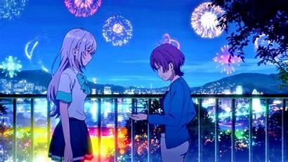 Iroduku Kara Ashita Sekai Anime Colori Irozuku