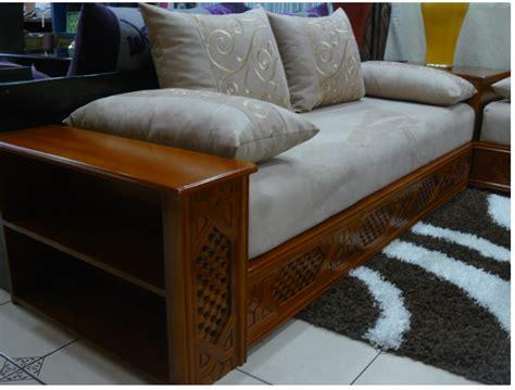 canapé style marocain photo salon marocain création sur mesure salon deco marocain