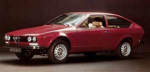 Alfa Romeo Alfetta Service Manuals