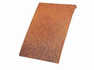 Tuile Plate Terre Cuite : tuiles plates bocage 20x30 contact terreal ~ Melissatoandfro.com Idées de Décoration