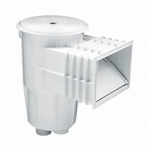 Skimmer boca standard tapa circular piscina hormigón AstralPool Poolaria