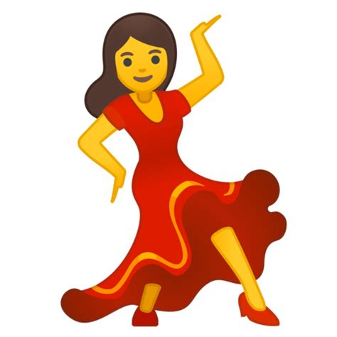 dancing emoji woman dancing emoji