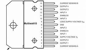 Motor Driver Module-l298n