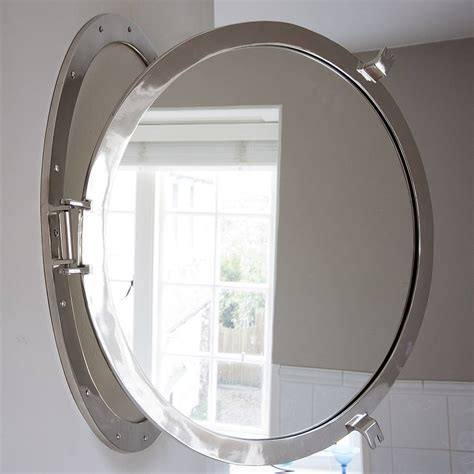 round porthole mirror by decorative mirrors online