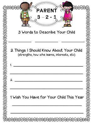 the 25 best parent survey ideas on survey 488   2416dce4169010bc790eb373086bcf1d preschool printables preschool ideas