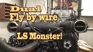 Important New Ls Engine  Nre U0026 39 S Dual Drive By Wire X Ram