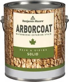 Benjamin Moore Arborcoat Translucent