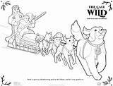 Coloring Wild Call Dog Printable Sled Sheets Activity Printables Colorear Sheet Spot Hojas Imprimibles Hoja Screen Cabin Score sketch template