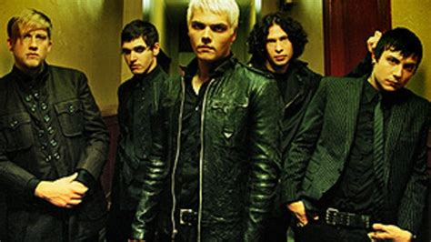 chemical romance biography rolling stone