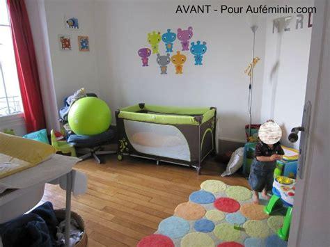 décoration maison chambre bébé