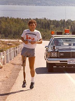 marathon  hope terry fox