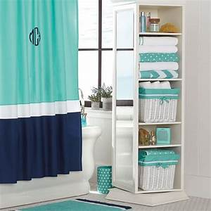 Chevron bath towels pbteen for Pottery barn teen bathroom