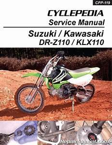 Kawasaki Klx110 Suzuki Dr
