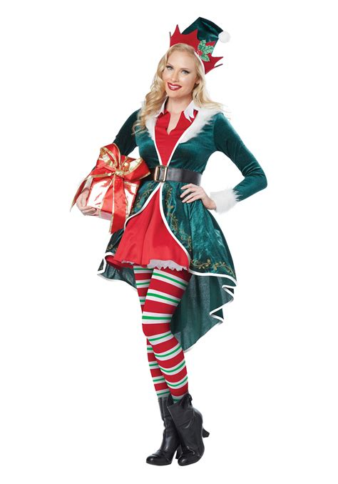 women s sexy elf costume