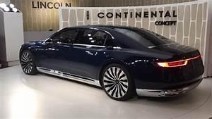 Continental Auto : 2017 lincoln town car concept 2019 car review ~ Gottalentnigeria.com Avis de Voitures