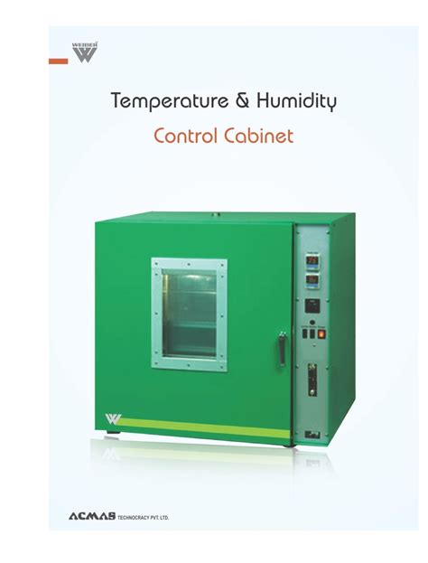 temperature humidity controlled cabinets temperature humidity control cabinet
