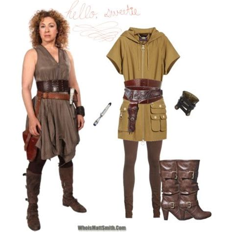 River Song Outfits By Episode | www.imgkid.com - The Image Kid Has It!