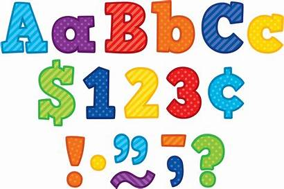 Bold Letters Block Patterns Combo Teacher