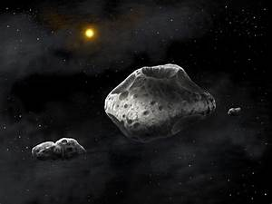 New insights on the origin of the triple asteroid system ...