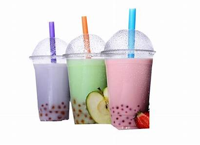 Bubble Minuman Jus Gambar Tea Thai Cup