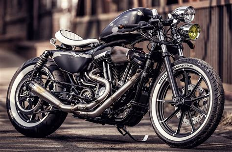 Harley-Davidson Battle of the Kings – custom bike ...
