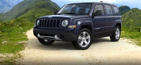 Best Priced Suv by 2012 Patriot Best Priced Suv In America Jeep