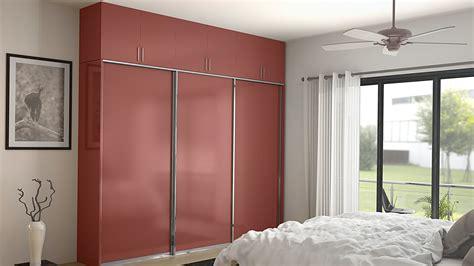 New Wardrobe by 6 Trendy Wardrobe Door Designs From Homelane Homelane