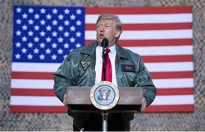 Trump Donald President Troops Jimmy Carter Since