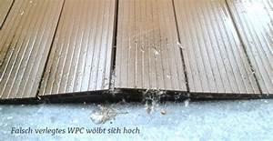 Abfluss Gluckert Wasser Kommt Hoch : wpc terrassendielen richtig verlegen ~ Buech-reservation.com Haus und Dekorationen