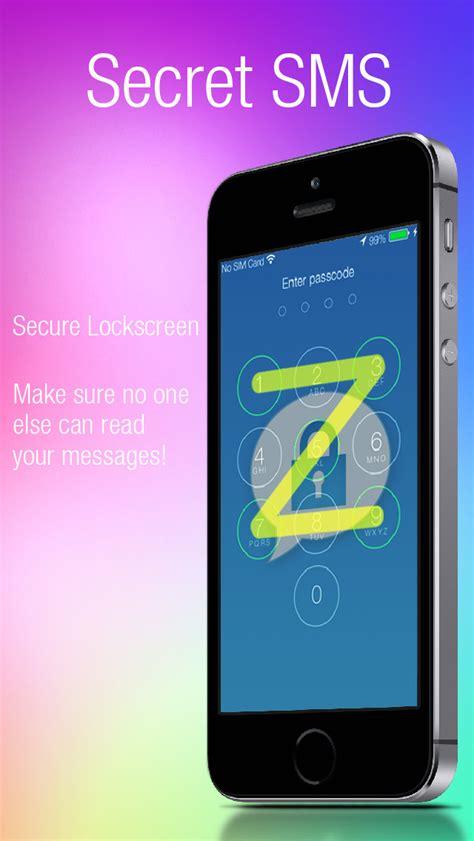 secret text iphone secret sms text protect your messages iphone最新人気