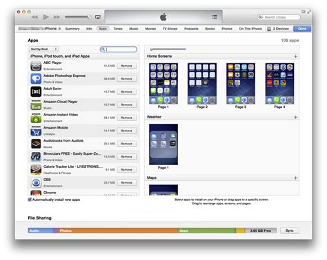 how do you edit on iphone how to arrange iphone icons in itunes page 1 appledystopia 2322