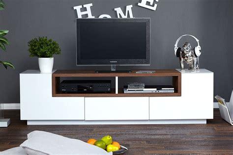bout de canapé blanc laqué meuble tv bois massif blanc table de lit