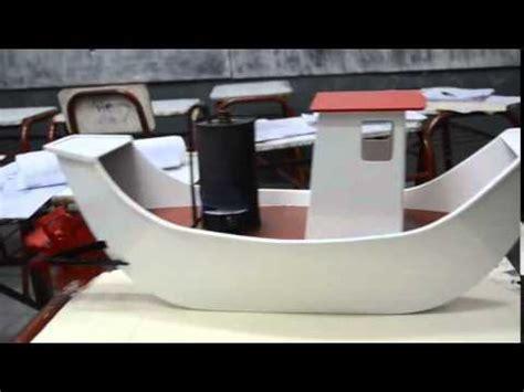 Barco A Vapor Funcionamiento by Caldera Barco A Vapor Youtube