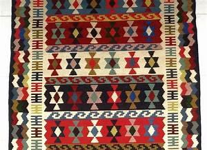 4 tapis kilim gachgai iran With tapis kilim avec canapé fabrication belge