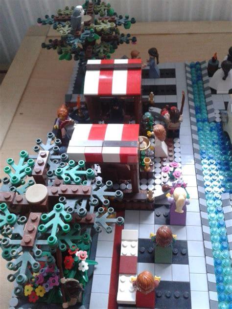 Der Garten Ohne Gärtner by Heroica Umgebaut Lego Bei 1000steine De Gemeinschaft