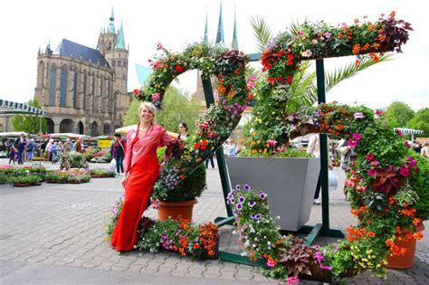 Erfurter Blumen Und Gartenmarkt Erfurtde