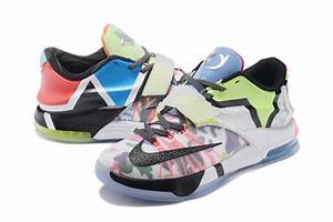 """2015 Cheap Nike KD 7 """"What The"""" Glow In The Dark For Sale ..."""