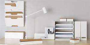 Bureau Mural Ikea : rangement bureau notre shopping pour organiser son coin ~ Dode.kayakingforconservation.com Idées de Décoration