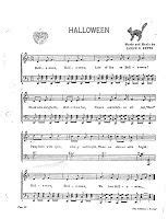 due  overwhelming request halloween songs  images