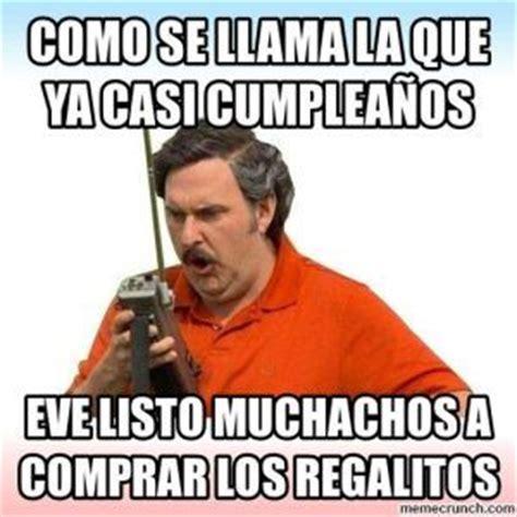 Pablo Escobar Memes - memes de cumplea 241 os de pablo escobar memes de risa chistosos divertidos y graciosos