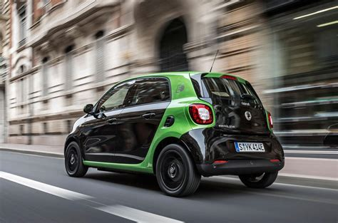 What Electric Car Has The Best Range by Smart Forfour Electric Drive 2017 Review Autocar