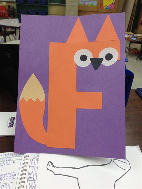 letter f crafts for preschoolers 63 best letter f images on crafts crafts 826
