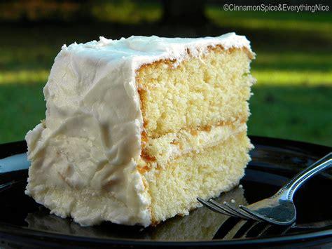 yellow cake recipe the best one bowl yellow cake recipe