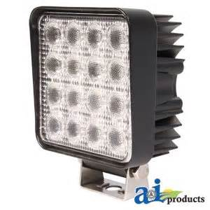 work l led trapezoid square amazon com industrial