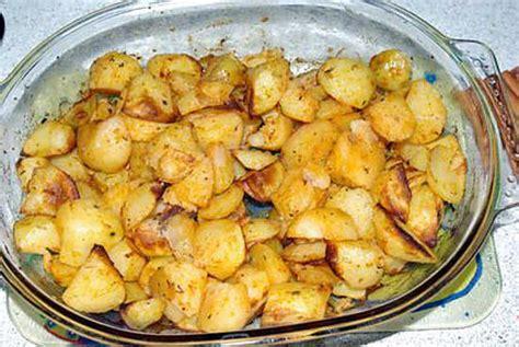 recette de pomme de terre agata au four