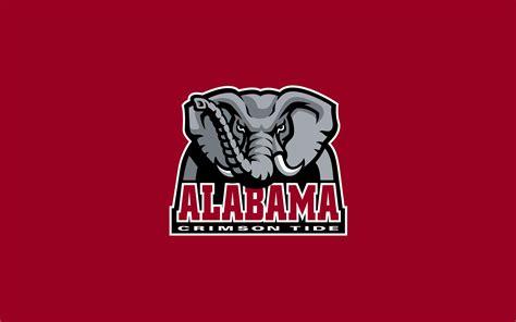 University Of Alabama Football Wallpapers Alabama Crimson Tide Football Logo Free Alabama Football Desktop Wallpaper Johnywheels