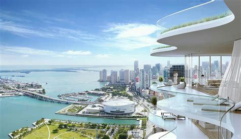 Miami's Skyline In 2018 Will Feature Zaha Hadid And Herzog