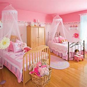 chambre fillette With idee deco chambre fille 2 ans
