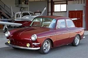 1965 Volkswagen Type Iii Notchback Restoration Show Car