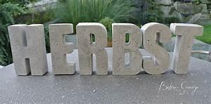 Buchstaben Groß Deko : beton buchstaben gross geschenke betonkurse giessformen ~ Sanjose-hotels-ca.com Haus und Dekorationen
